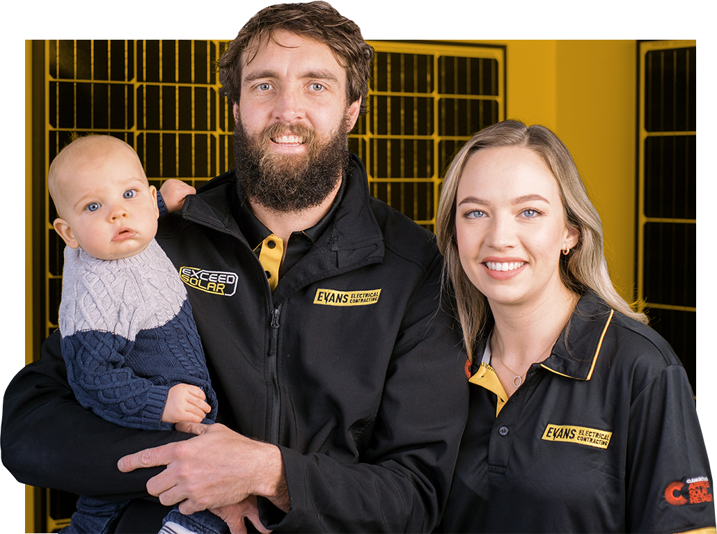 Evans Family | Exceed Solar