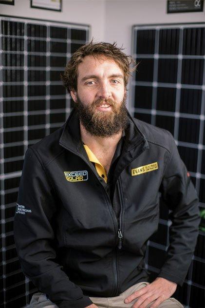 Corey Evans - Director | Exceed Solar