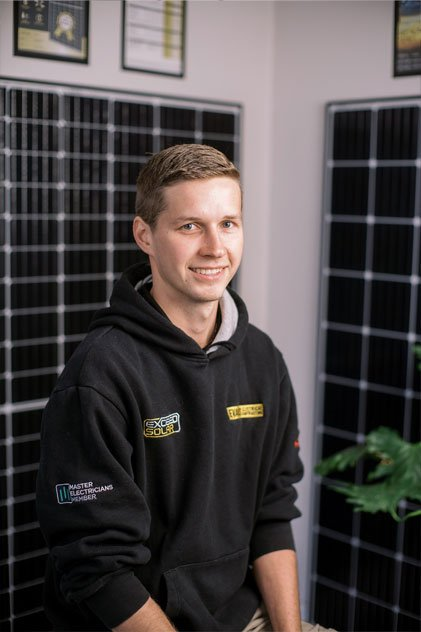 Dale Parry - Electrician | Exceed Solar