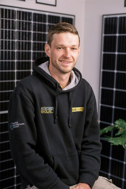 Michael Parry - Electrician | Exceed Solar