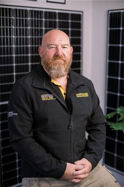 Scott Marks - Apprentice Electrician | Exceed Solar